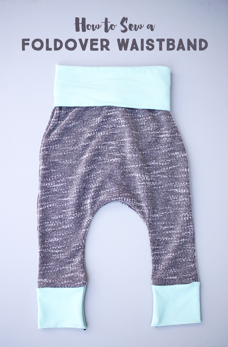 How To Add A Waistband To Leggings Baby Leggings Pattern Baby