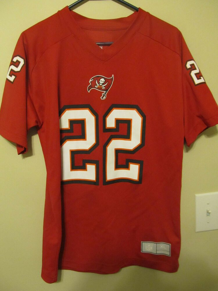 Doug Martin Tampa Bay Buccaneers Jersey Youth XL NFL