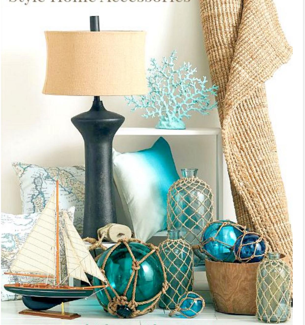 Coastal Home Decor Accessories: Pin By Christina Engelbart On Home Dec Theme