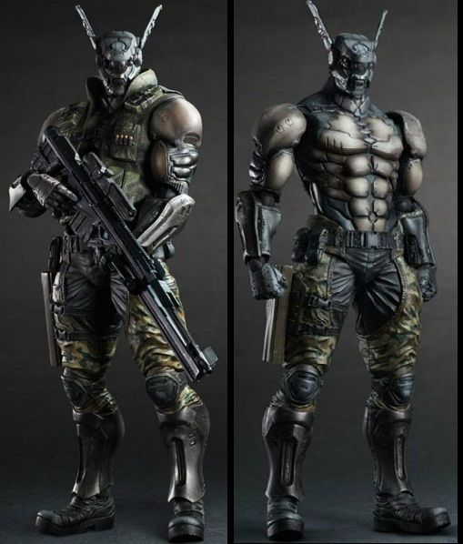 Appleseed Character Design : Briareos appleseed alpha pinterest
