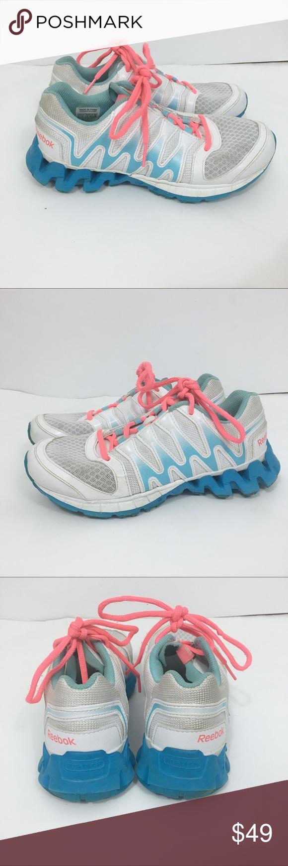 a4fb2e96f3978 Reebok zigtech shoes size 6.5 Size 6.5 Light wear Reebok Shoes Athletic  Shoes