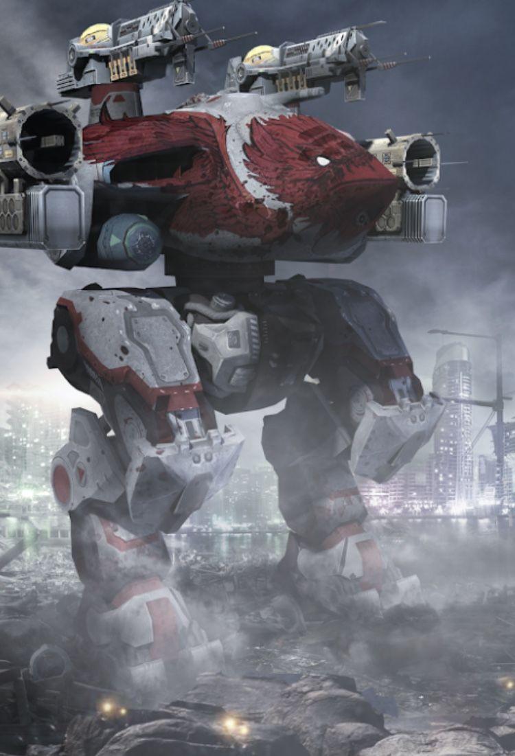 Kom Ff Hier Maak Ik Een Hoopje Schroot Van Je Robot Wallpaper Military Robot Battle Robots