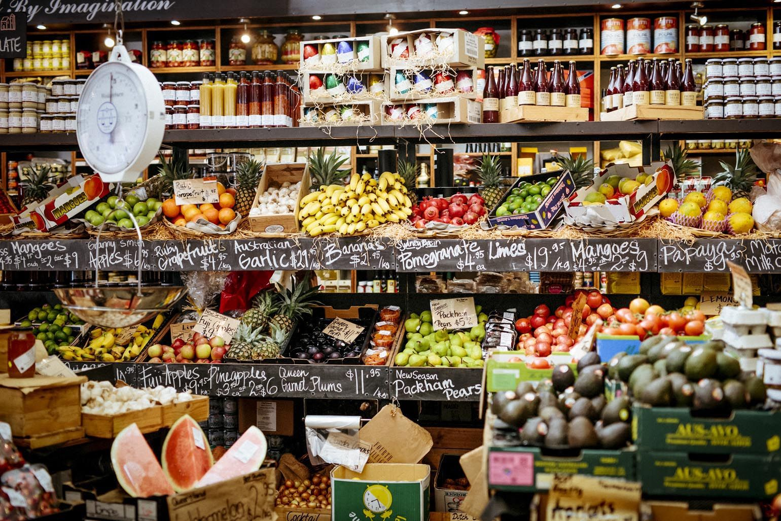 The 30 Best Grocery Stores in Paris | Grocery store, Grocery, Grocery market