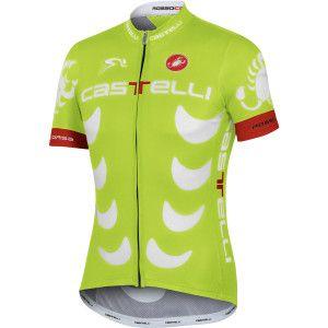 Castelli Jersey - loud or too loud  Cycling Gear 85b7485c8