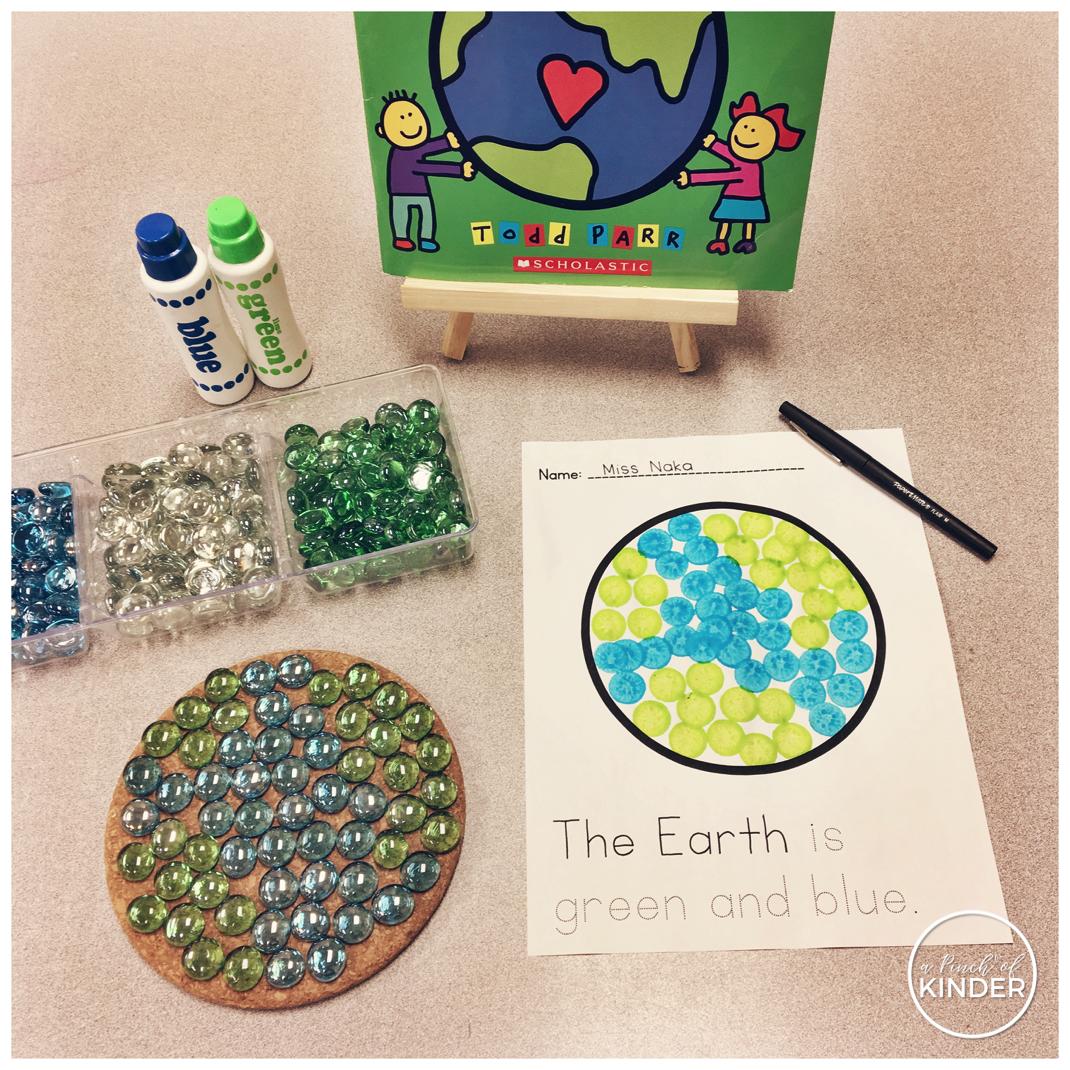Earth Day In Kindergarten