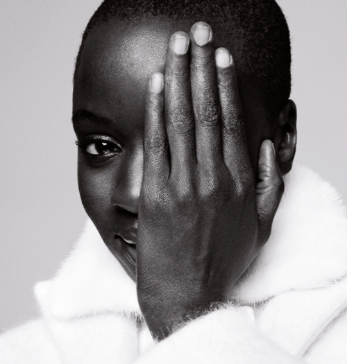 Danai for InStyle magazine's October issue. Photographed by Jan Welters. Styling by Joanne Blades.