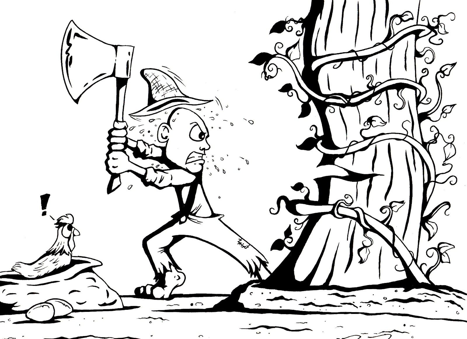 Bkfb Jack And The Beanstalk