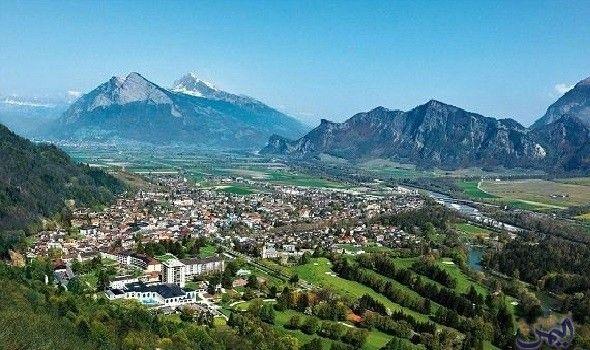 رحلة إلى عالم الخيال بين سفوح جبال الألب الساحرة في سويسرا Best Of Switzerland Places To Go Places To See