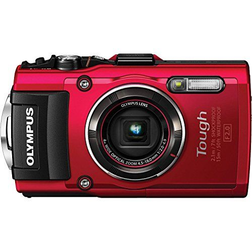 Olympus Stylus TOUGH TG-4 Digital Camera (Red) Bundle Includes SanDisk 16GB Ultra UHS-I SDHC Class 10 Memory Card (SDSDUN-016G-G46) + Floating Strap + Micro HDMI Cable + Point & Shoot Case + Microfiber Cleaning Cloth  http://www.discountbazaaronline.com/2015/11/20/olympus-stylus-tough-tg-4-digital-camera-red-bundle-includes-sandisk-16gb-ultra-uhs-i-sdhc-class-10-memory-card-sdsdun-016g-g46-floating-strap-micro-hdmi-cable-point-shoot-case-micro/