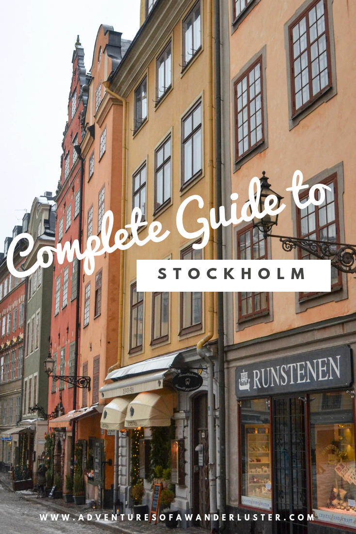 My Guide To Stockholm Adventures Of A Wanderluster Best Honeymoon Destinations Romantic Vacations Stockholm