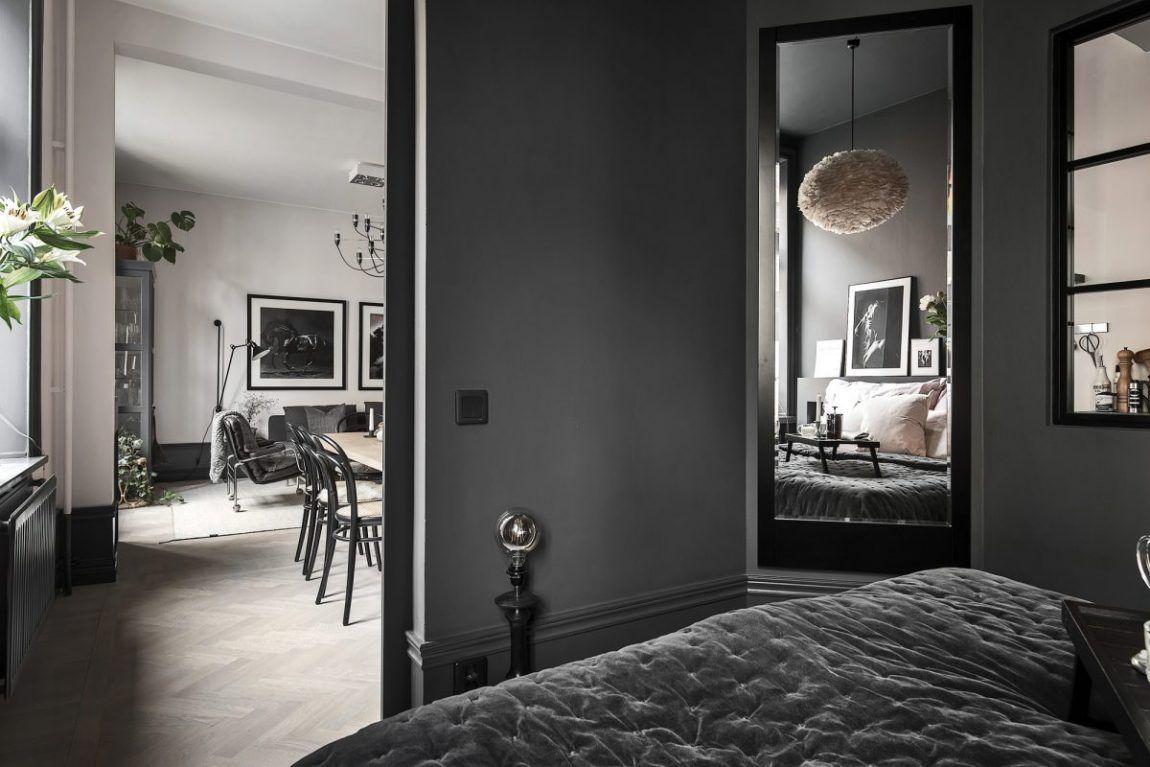 Zwarte Slaapkamer Ideeen : Slaapkamer inspiratie luxe hotel slaapkamer woon