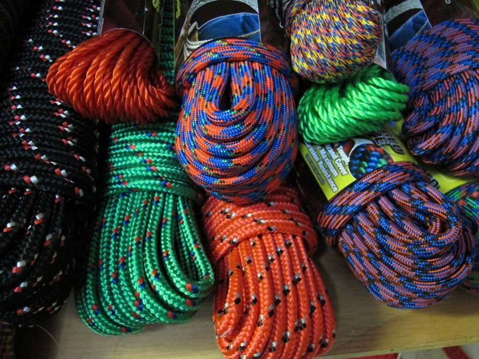 Love all the colors.  I can knit them up and use it for the back of our ikea chairs!!