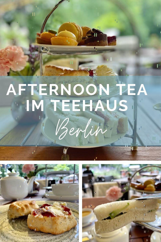 Afternoon Tea Im Teehaus Im Englischen Garten Berlin Teehaus Englischer Garten Berlin Lebensmittel Essen
