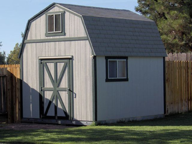 Premier Tall Barn (10x12) | By TUFF SHED Storage Buildings U0026 Garages. For