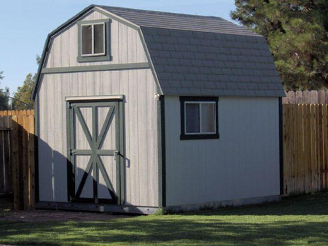 Premier Tall Barn 10x12 Backyard Gazebo Backyard Porch