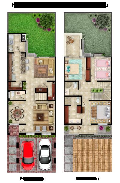 El mayorazgo residencial modelo toledo new en 2019 for Remodelacion de casas pequenas