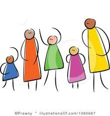 image result for diverse family clipart diverse clipart and rh pinterest co uk Multicultural Family Clip Art African American Clip Art Family