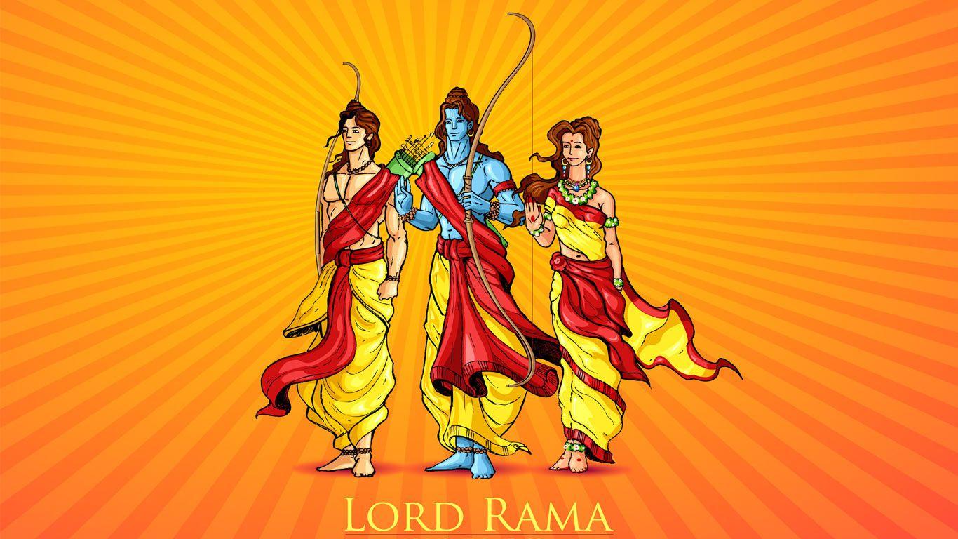 Hd wallpaper jai shri ram - Shri Ram Hd Wallpaper Full Size Free Download