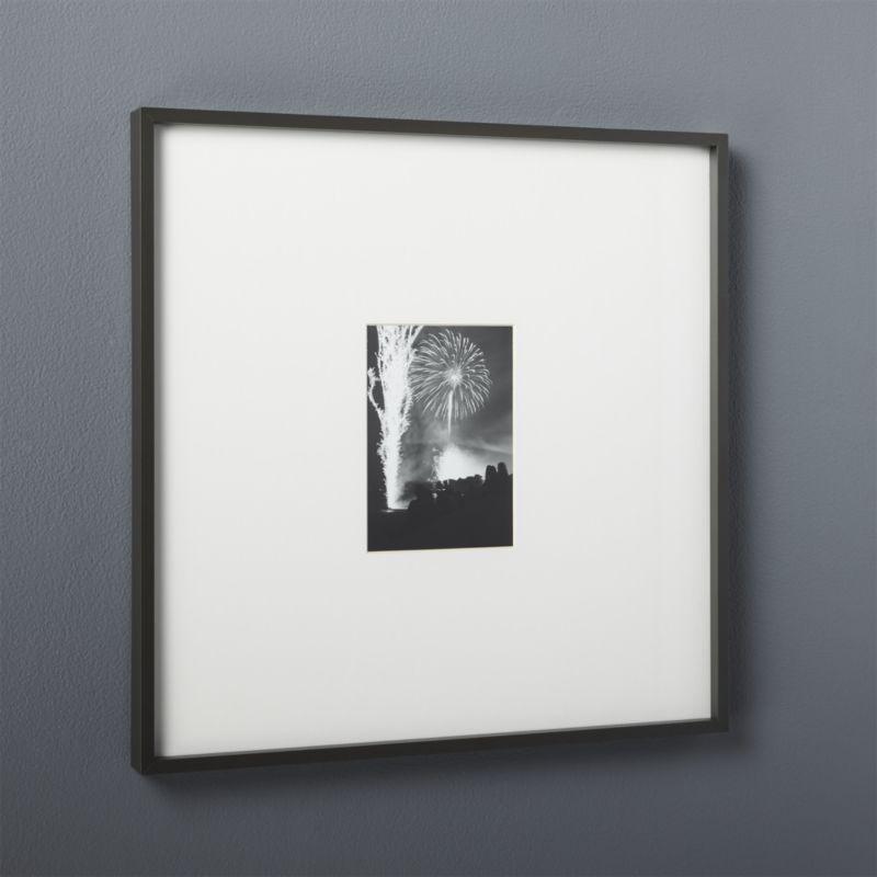 Shop gallery carbon 5x7 picture frame. Exhibit your favorite photos ...