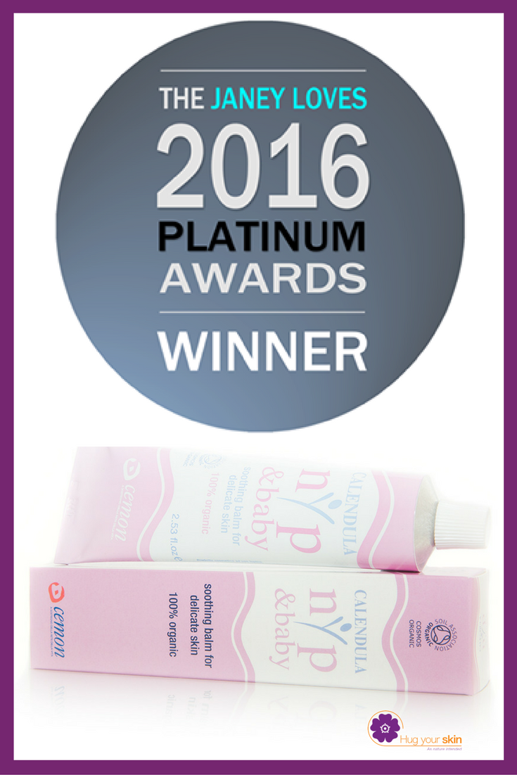 A must have for all expecting and new mums, our Nyp&Baby Calendula Balm is safe and effective for those precious first months together. Now winner of the Janey loves Platinum awards 2016 in the mother and baby category! Click through to learn more or repin for later.