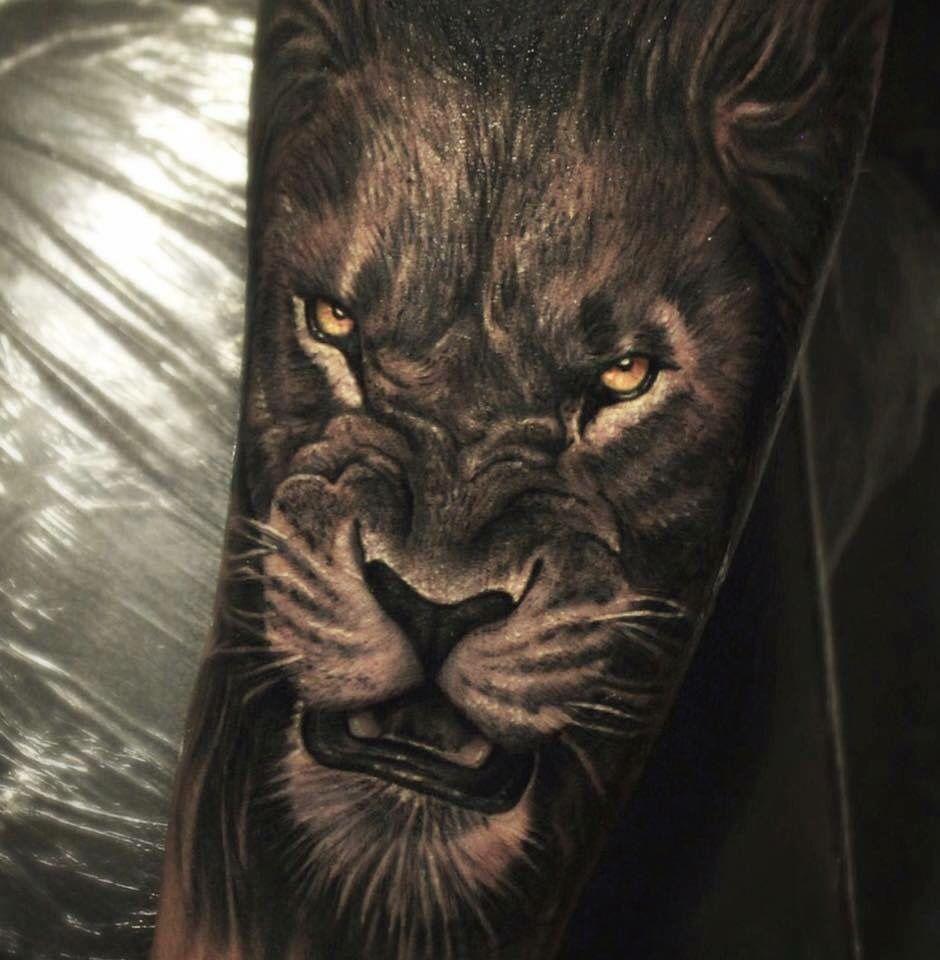 Pin De Edu Stay En Tatto Tatuajes De Animales Tatuajes De Leon