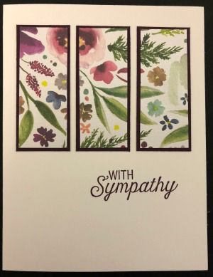 Frosted Florals One Sheet Wonder makes 14 beautiful cards - Stampin' Studio