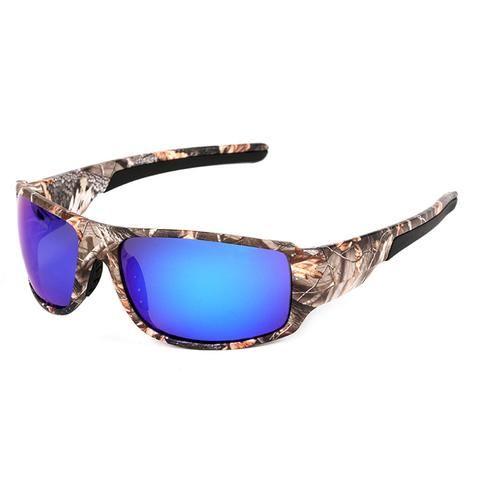 f815190665 OUTSUN 2016 New Top Sport Driving Fishing Sun Glasses Camouflage Frame Polarized  Sunglasses Men Women