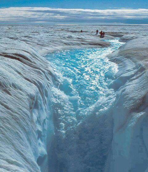 Greenland  This looks like the place to be when it's 100+ outside!!!  :o