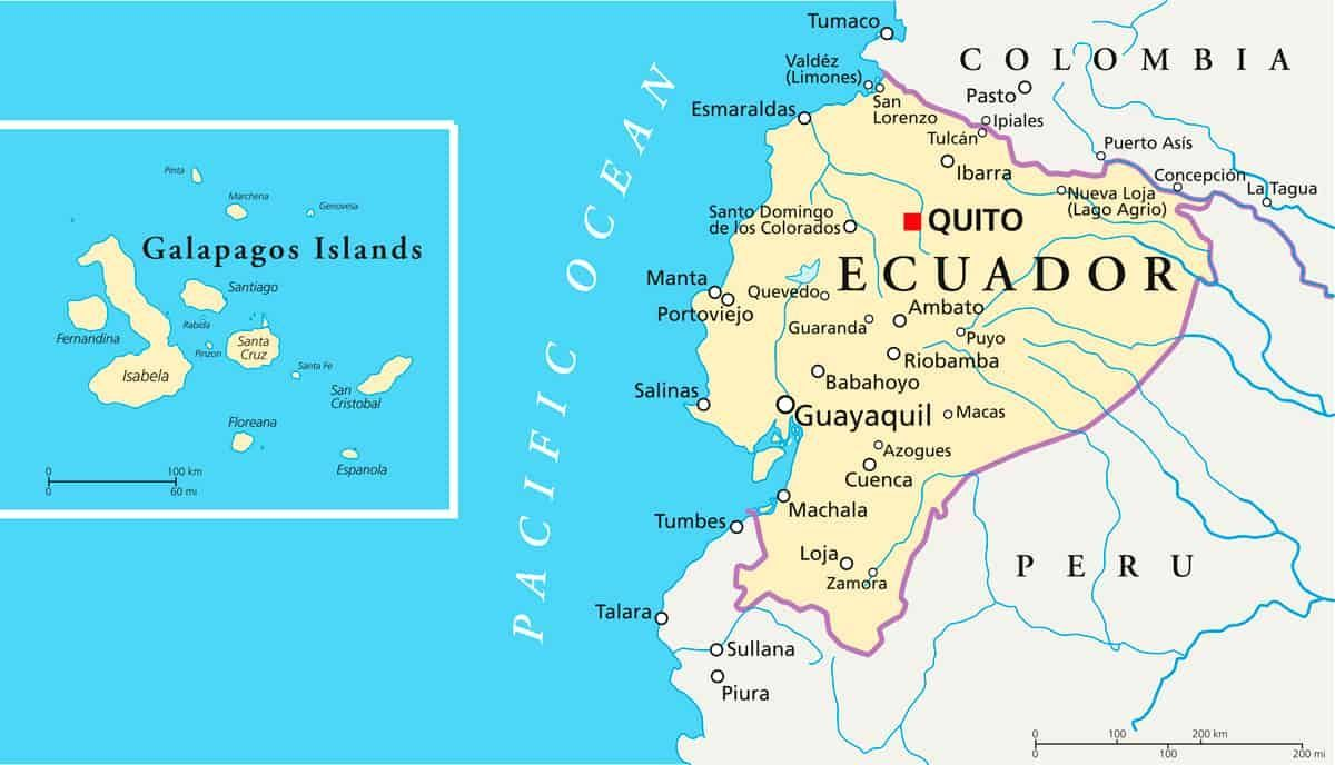 Where Are The Galapagos Islands Longitude Latitude Time Zone Distance Latin Roots Travel Ecuador Galapagos Islands Galapagos Ecuador Travel