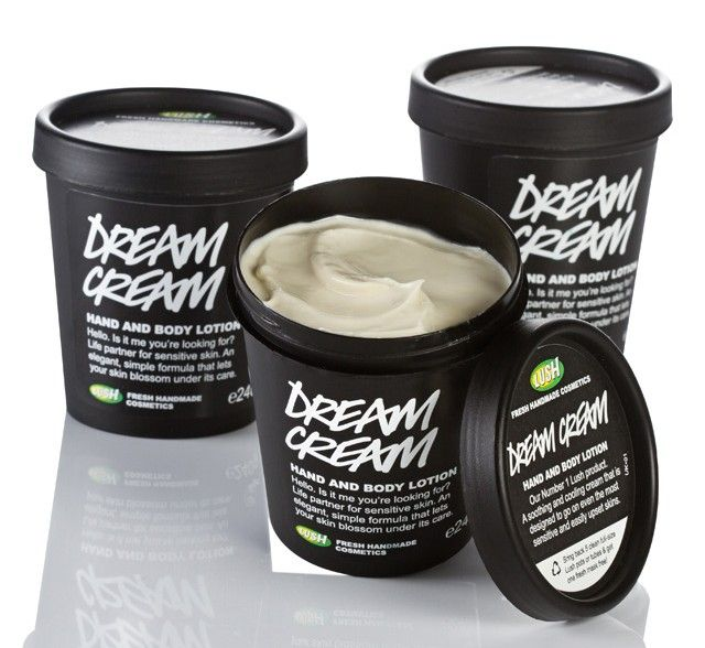 dream cream lotion