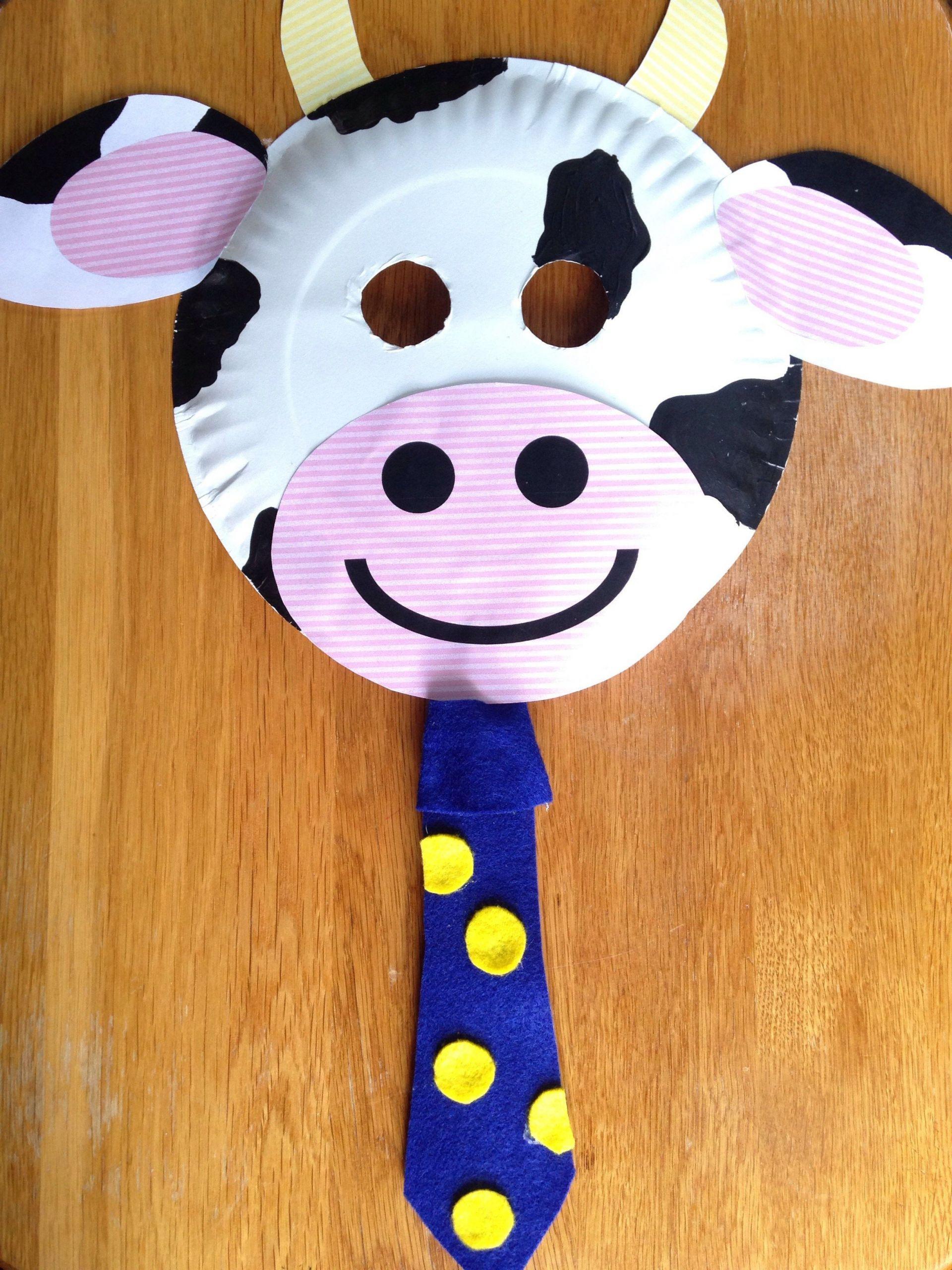 5 Paper Plate Farm Animals Preschool 8e0d8f43a1be86e C31aa