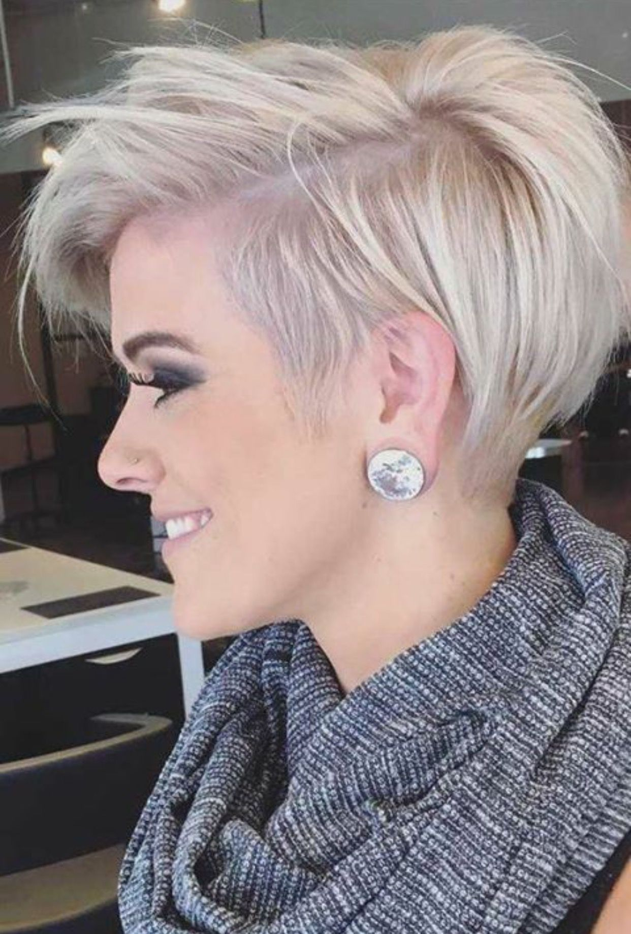 Pin by Bernice Schoeman on Hare | Haircut for thick hair ...
