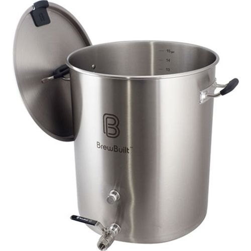 Wish List Alert 10 Gallon Brewbuilt Kettle With Images Kettle Brewing Brewing Equipment
