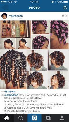 Amazing Natural Hair