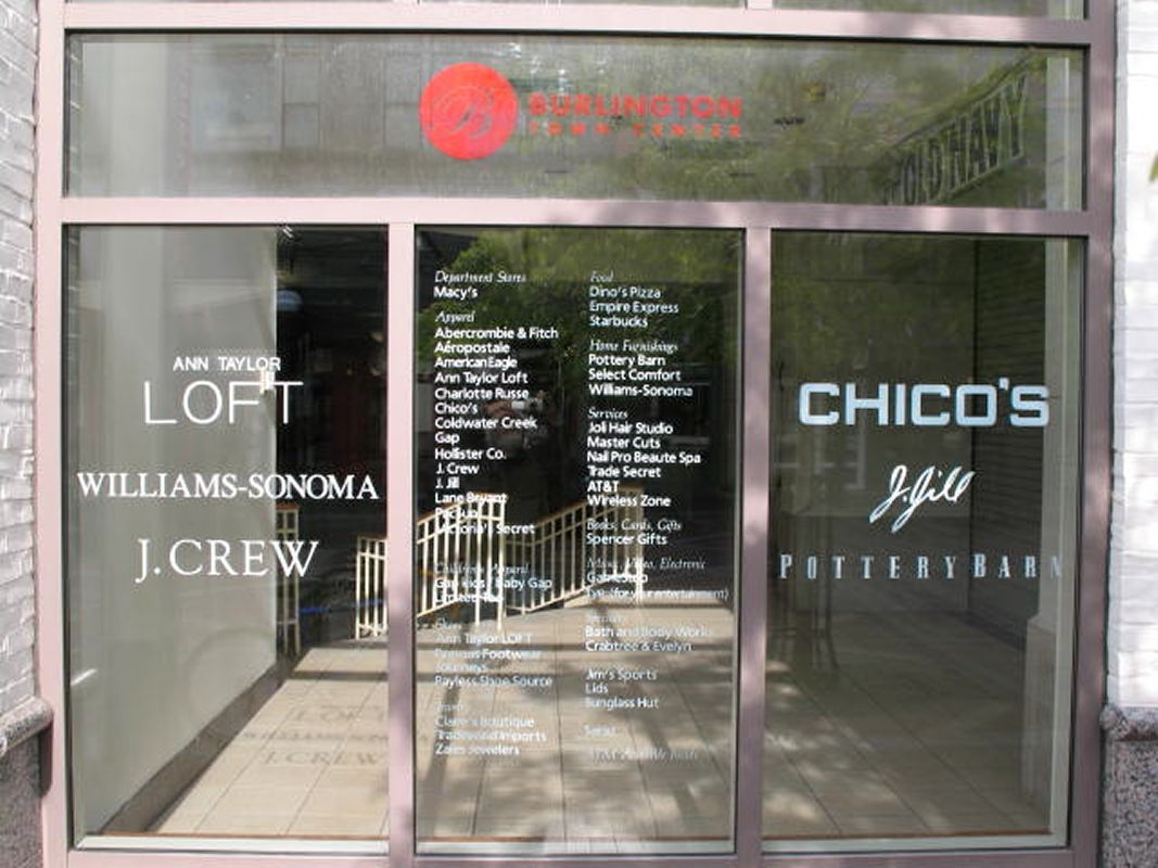 Glass Door Decals For Business Chris Papakirk Pinterest Glass