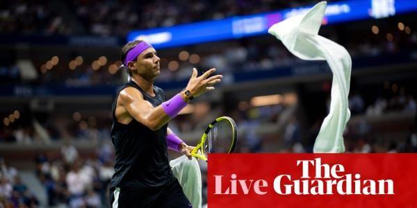 Diego Schwartzman V Rafael Nadal Us Open Quarter Final Live Us Open Rafael Nadal Quarter