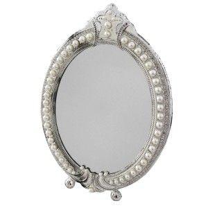 espelho decorado com perolas - Pesquisa Google