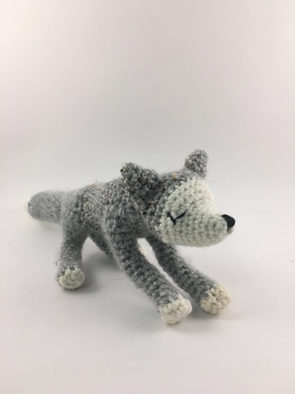 Knitsquid Wolf