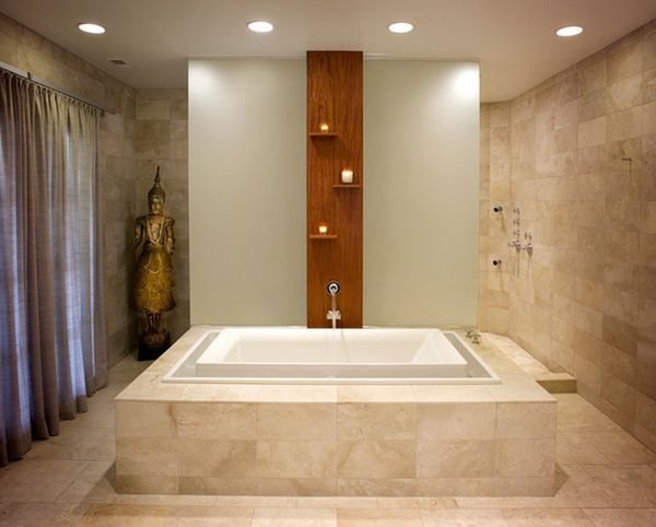 21 Peaceful Zen Bathroom Design Ideas for Relaxation in Your Home - Style  Motivation