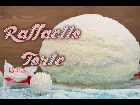 Raffaello Torte Kugel Torten Rezept Mit Kokos Xxl Raffaello Kuchen Youtube Torten Rezepte Raffaello Kuchen Raffaello Torte