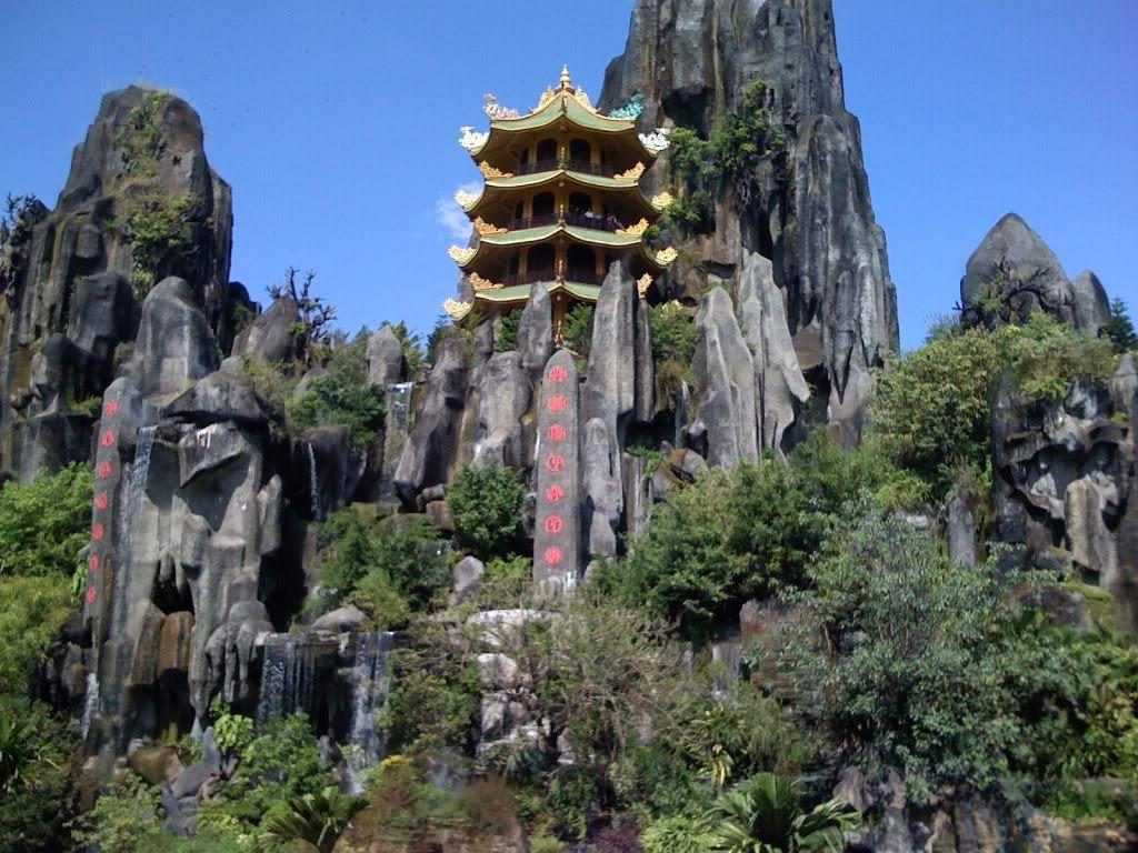 marble mountains of vietnam | ... midden vietnam enkele ...