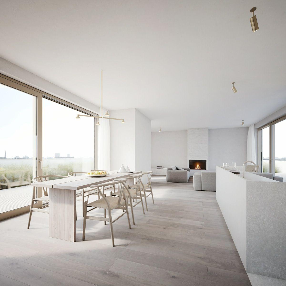 Best Hans Verstuyft Architecten Huis Interieur Interieur 400 x 300