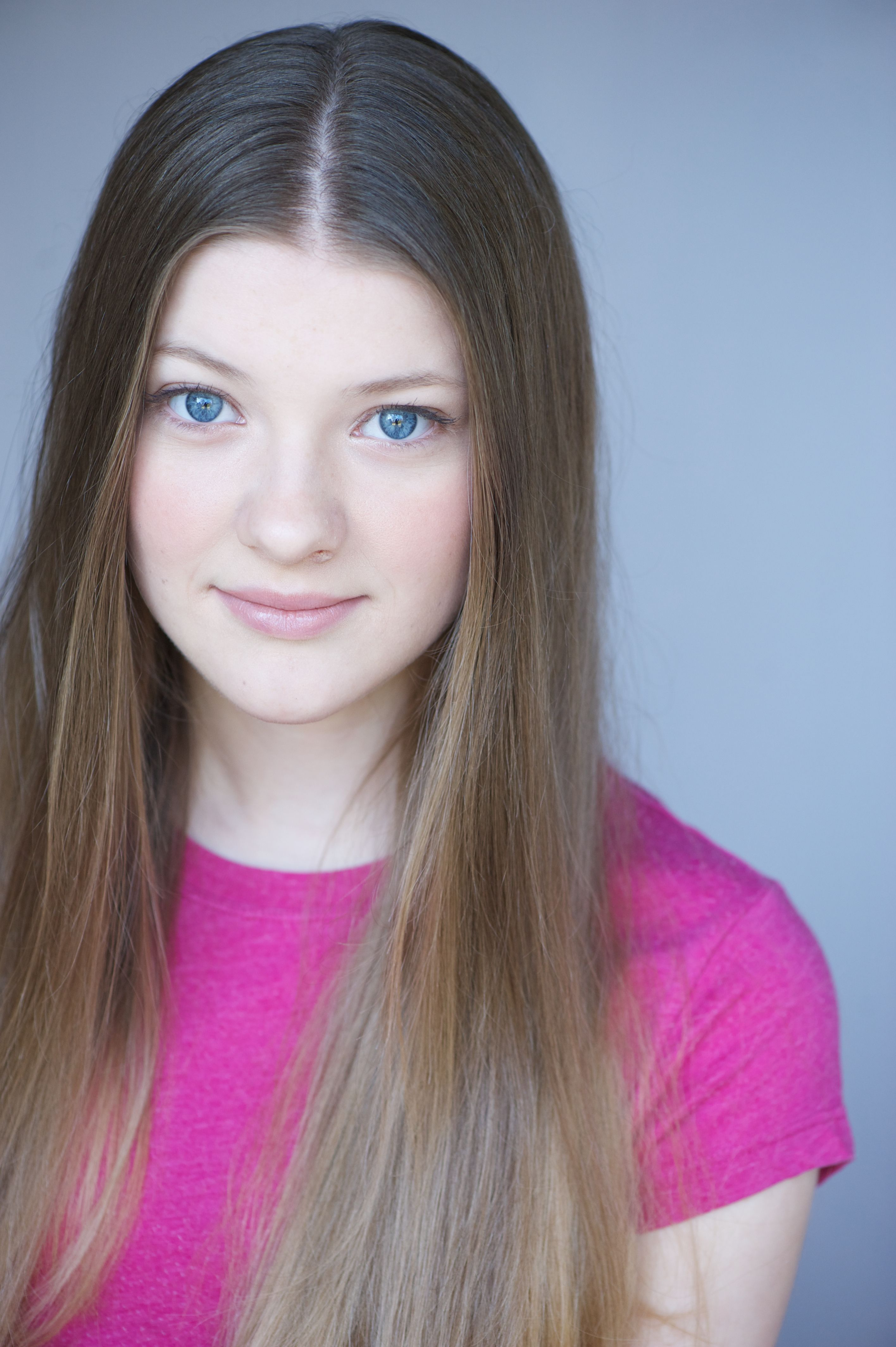 Christine galyean is a 16 year old actress with stunt