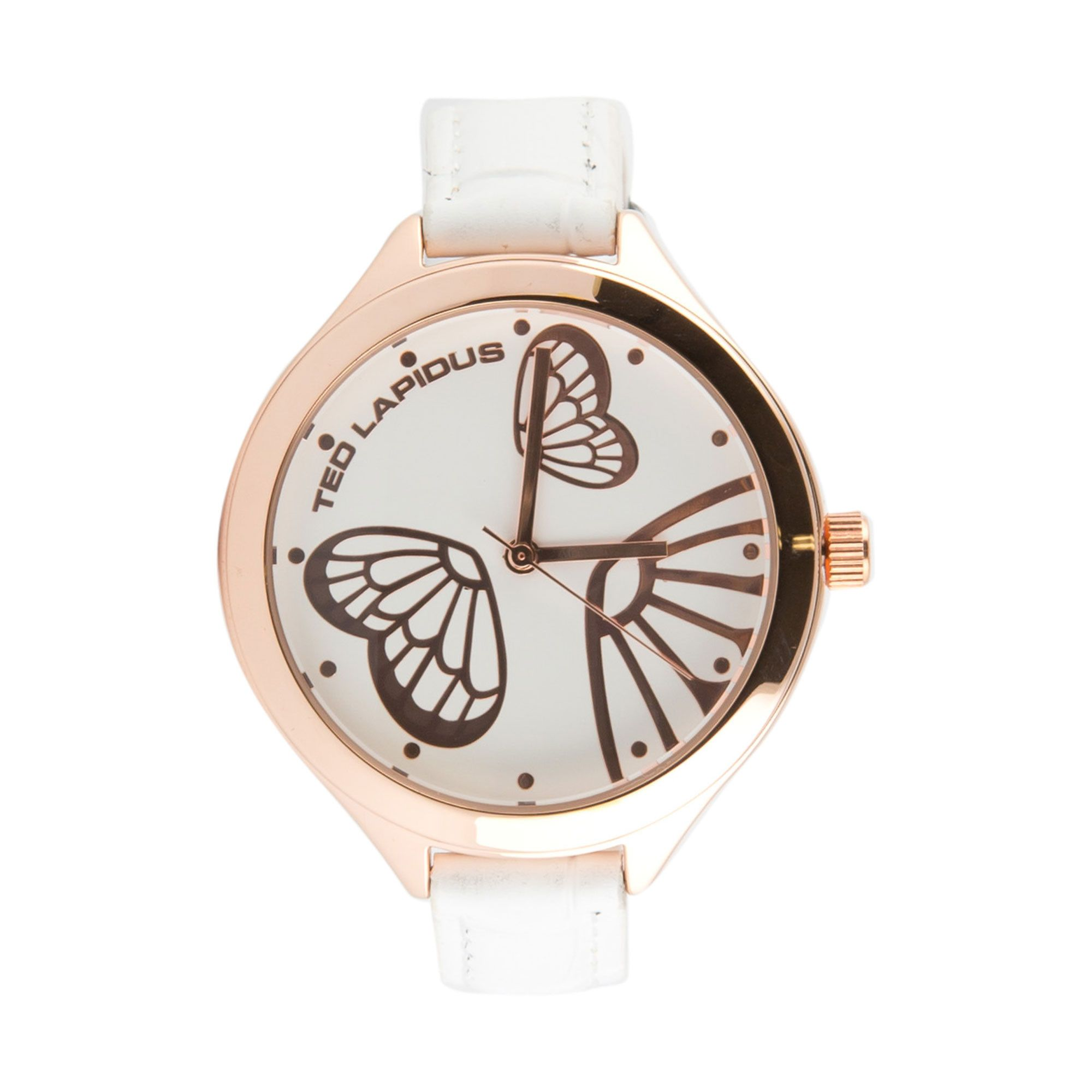 com dial watch square print watches olivia butterfly woodland watchshop burton ladies