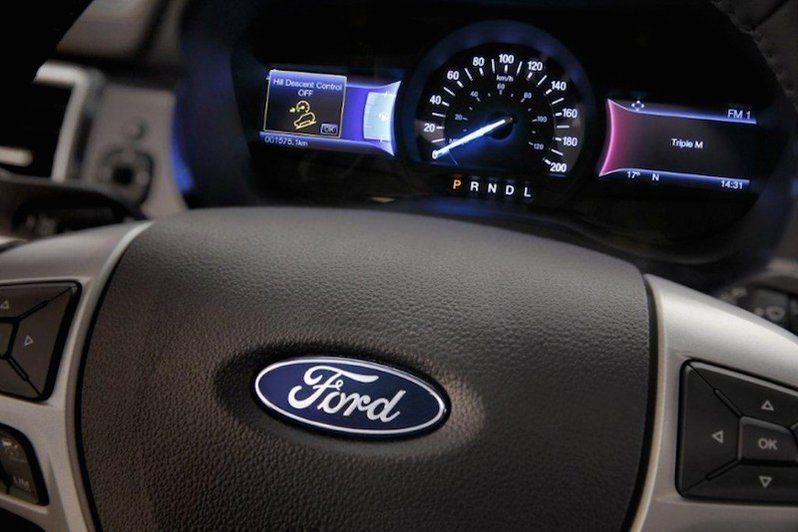 Ford everest 2015 ! vừa chính thức ra mắt