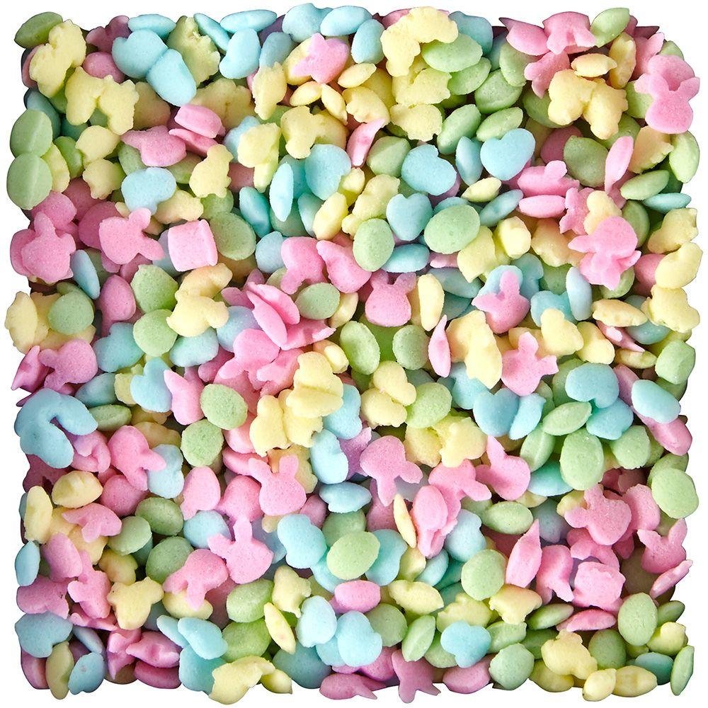 Spring Micro Mix Sprinkles 710 4378 Country Kitchen Sweetart