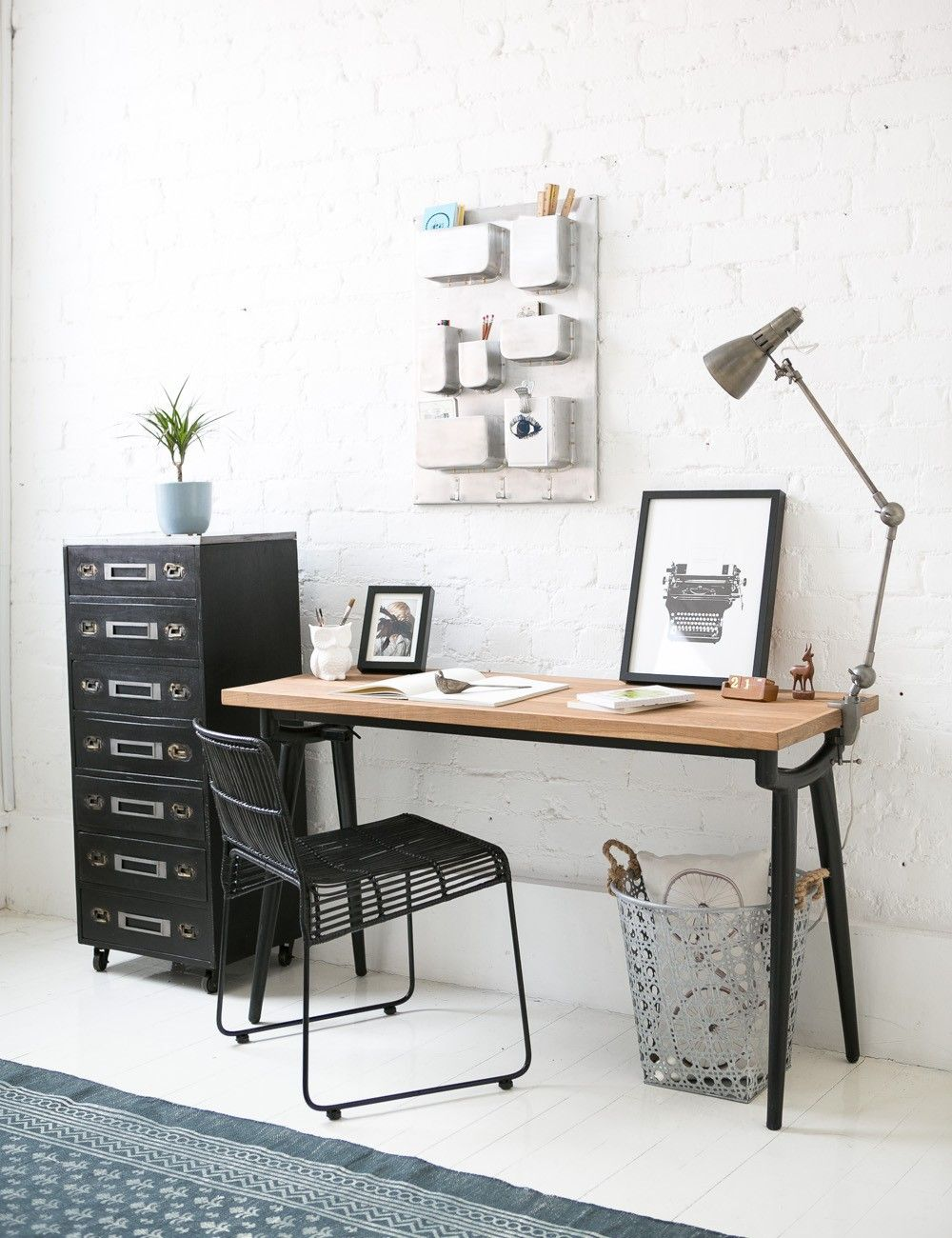 Console Desk From Bodie And Fou Home Office Design Desks For