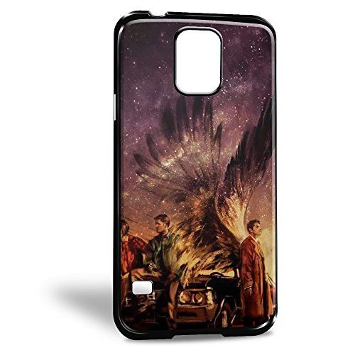 Supernatural Sam and Dean in Galaxy for Iphone and Samsung Case (Samsung S5 Black) Supernatural http://www.amazon.com/dp/B016HD92PM/ref=cm_sw_r_pi_dp_3wYgwb0VXJ4AT