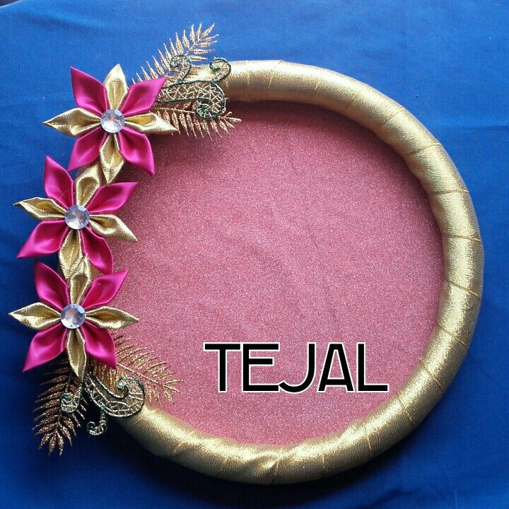 Pin By Tejal Mandhare On Wedding Tray