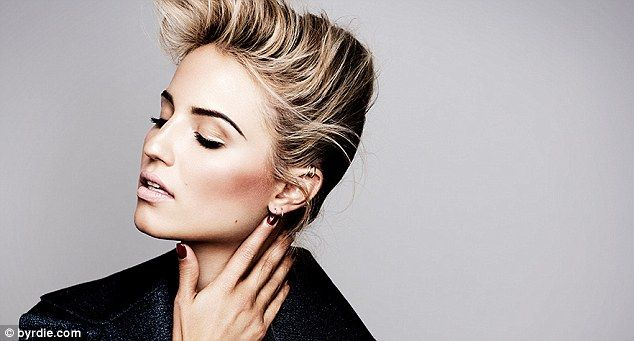 Strong Brow| Dianna Agron